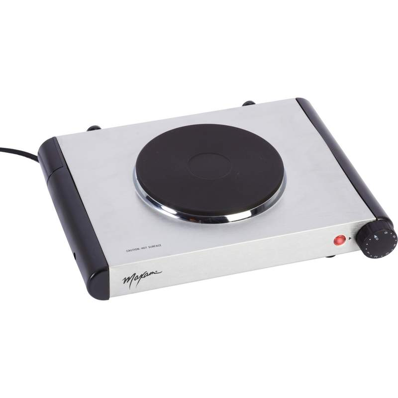 Electric Cast Iron Single Burner Hotplate