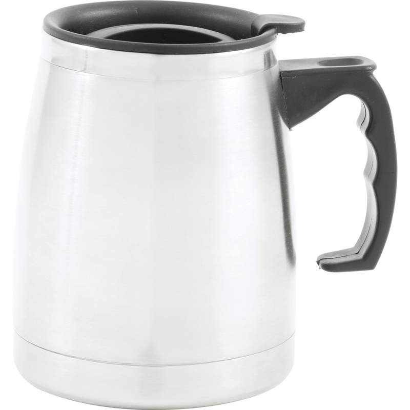 16oz Double Wall Stainless Steel Boat Mug