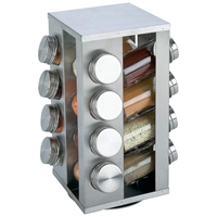 Wholesale 16 Jar Rotating Spice Rack for sale at bulk cheap prices!