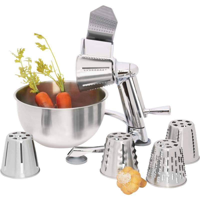 Vegetable Chopper with 5qt Bowl