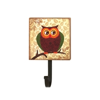 Wholesale Retro Owl Wall Hook for sale at bulk cheap prices!