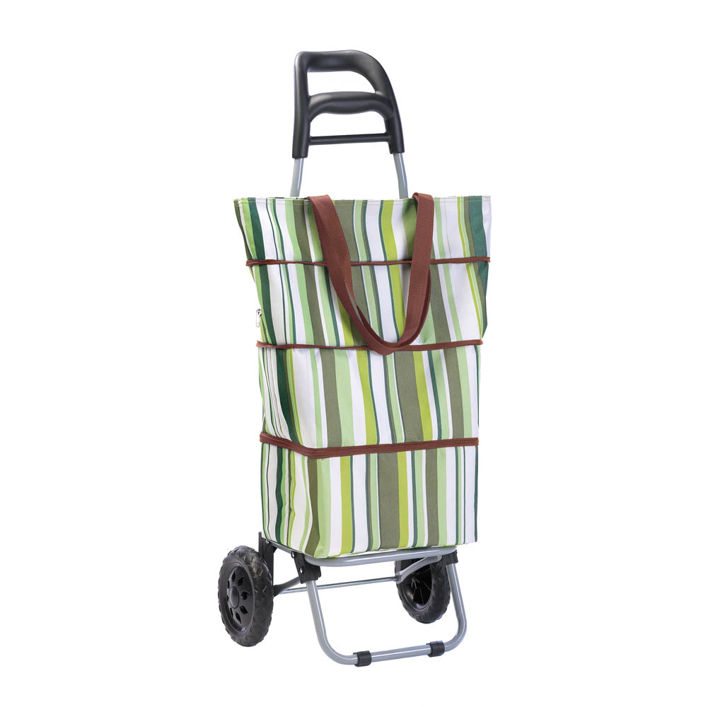 Shopping Tote And Trolley