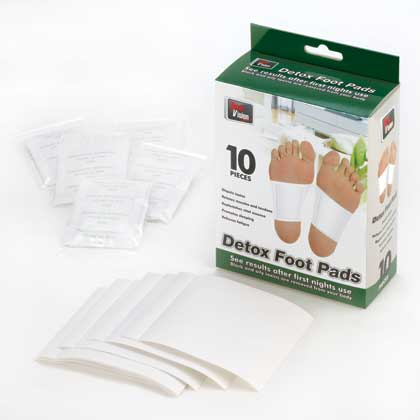 Wholesale Detoxifying Foot Pad Set for sale at  bulk cheap prices!