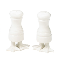 Wholesale Duck Feet Shaker Set for sale at bulk cheap prices!