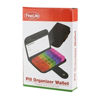 Wholesale Pill Organizer Wallet for sale at bulk cheap prices!