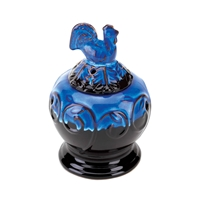 Wholesale Cobalt Rooster Oil Warmer for sale at bulk cheap prices!