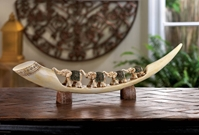 Wholesale Green Elephant Tusk for sale at bulk cheap prices!