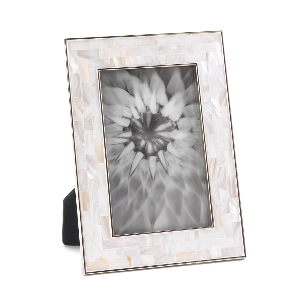 4x6 Mother Of Pearl Mosaic Frame
