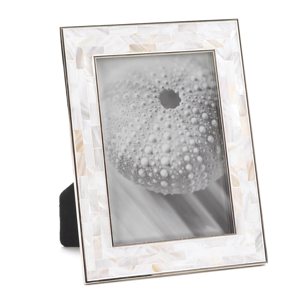 5x7 Mother Of Pearl Mosaic Frame