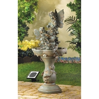 Wholesale Fairy Solar Water Fountain for sale at bulk cheap prices!