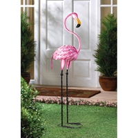 Wholesale Tropical Tango Flamingo Statue for sale at bulk cheap prices!