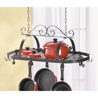 Wholesale Hanging Iron Pot Holder for sale at bulk cheap prices!
